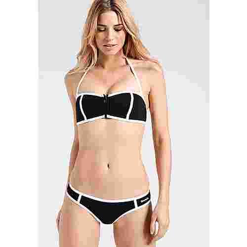 Bench Bikini Set Damen schwarz-weiß