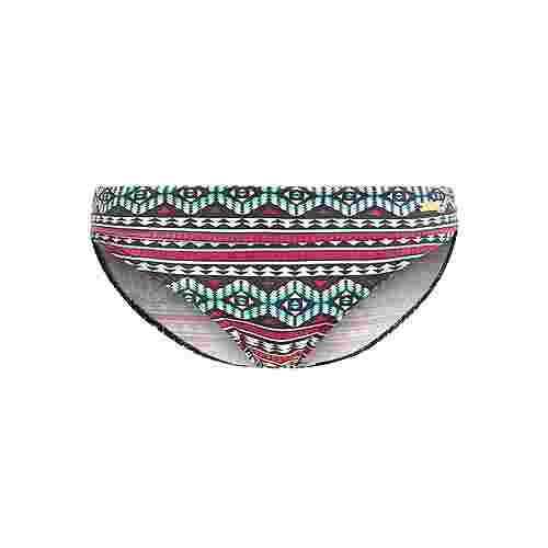 Lascana Bikini Hose Damen aubergine-bedruckt