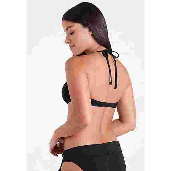 Buffalo Bikini Oberteil Damen schwarz