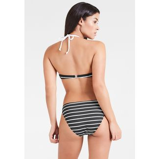 KangaROOS Bikini Set Damen schwarz-weiß