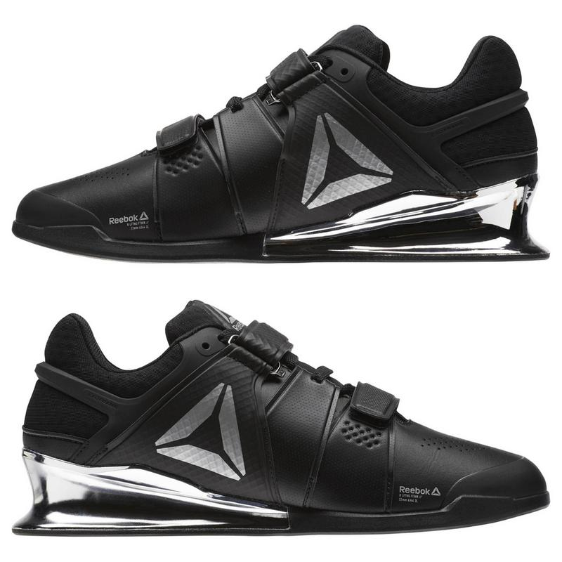 LEGACY LIFTER - Trainings-/Fitnessschuh - black/white/silver