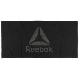 Reebok Reebok Towel Badetuch Herren Black / Medium Grey