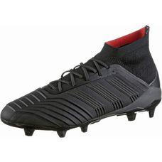 adidas PREDATOR 18.1 FG Fußballschuhe Herren core black