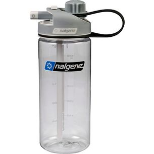 Nalgene Multi Drink Trinkflasche transparent