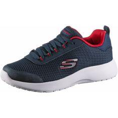 Skechers Sneaker Kinder blau
