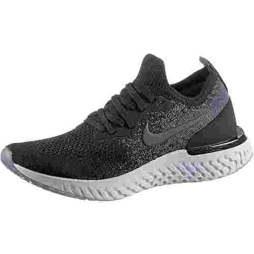 Nike React Laufschuhe Kinder black-black-dk grey