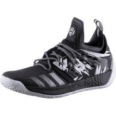 adidas HARDEN Vol. 2 Basketballschuhe Herren core black-iron metallic