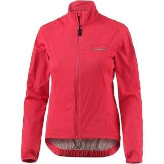 VAUDE Strone Fahrradjacke Damen strawberry