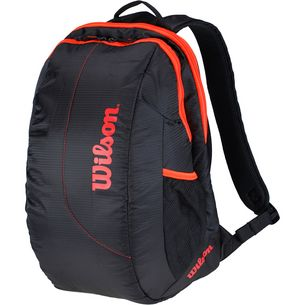 Wilson TEAM BACKPACK Tennisrucksack black-red