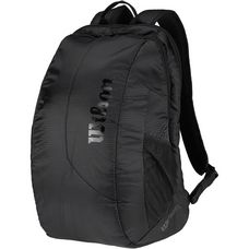 Wilson TEAM BACKPACK Tennisrucksack black-black