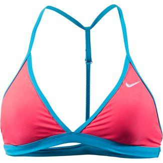 Nike Bikini Oberteil Damen hot punch