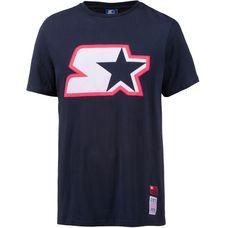 STARTER CARSON Printshirt Herren peacoat