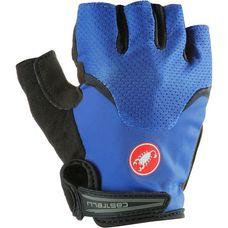 castelli Arenberg Fahrradhandschuhe Herren surf blue/black