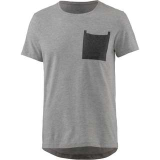 unifit T-Shirt Herren hellgrau