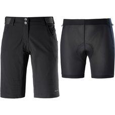 Ziener Carlyn Bike Shorts Damen black