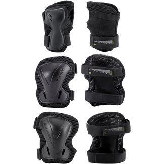 ROLLERBLADE Evo Gear Protektorenset black