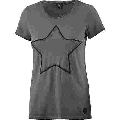 WLD ITALIAN DIAMOND T-Shirt Damen GREY