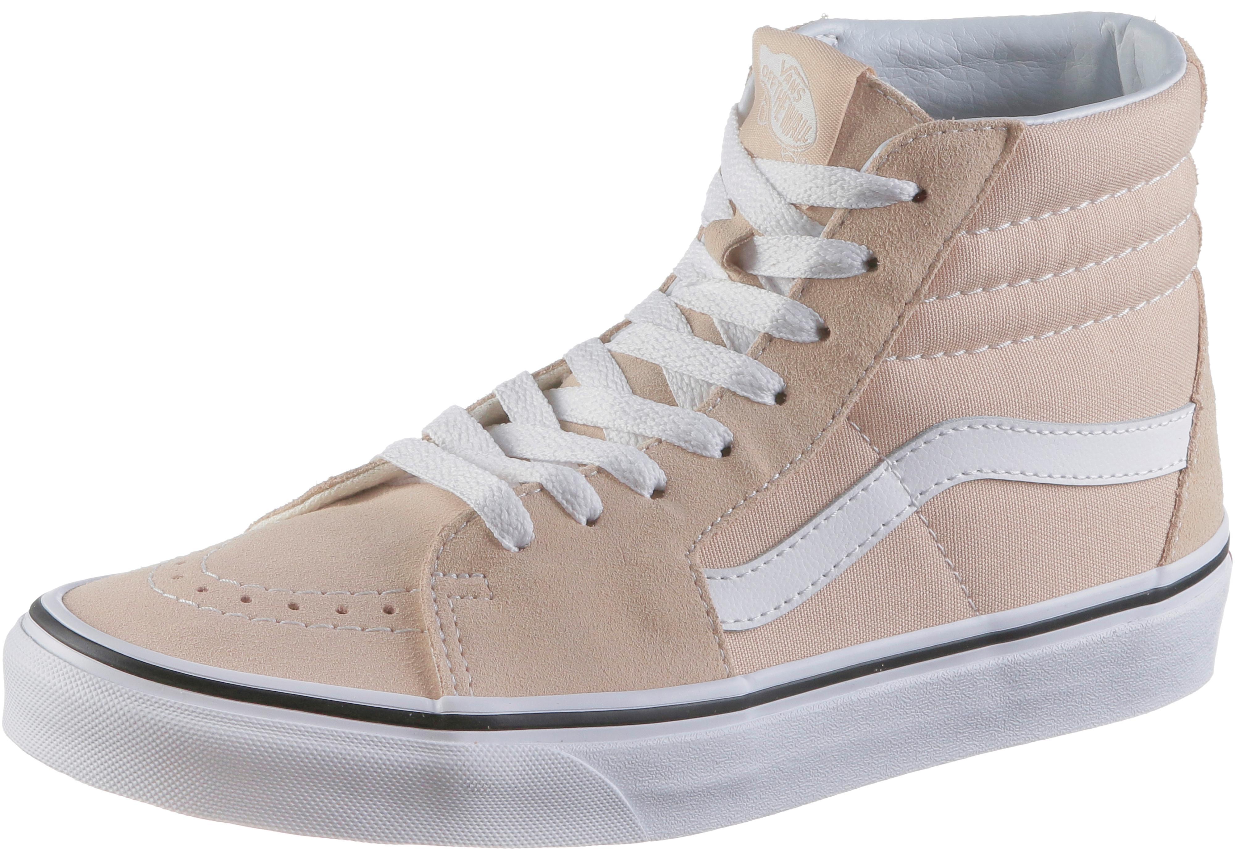 Vans Sk8 Hi ComfyCush Sneaker Herren schwarz weiß im Online Shop von SportScheck kaufen