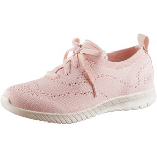 Skechers WAVE LITE Sneaker Damen light pink