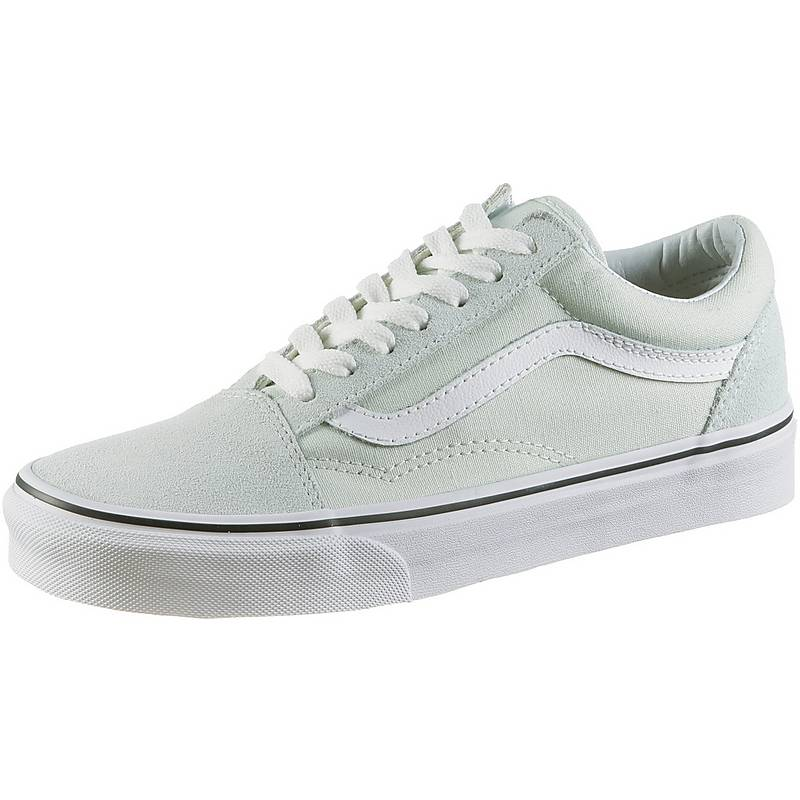 vans old skool damen blau