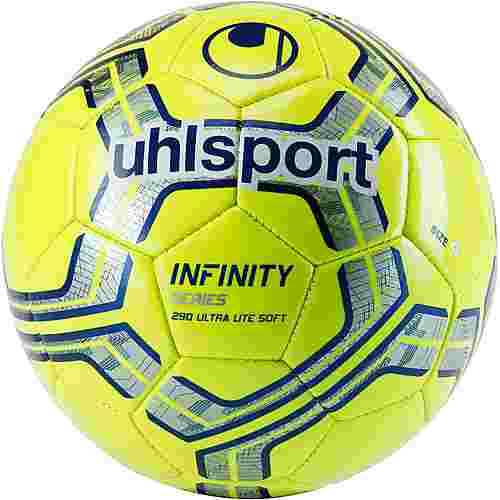 Uhlsport INFINITY 290 ULTRA LITE SOFT Fußball fluo gelb