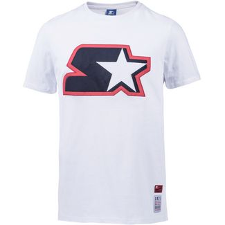 STARTER CARSON Printshirt Herren optic white