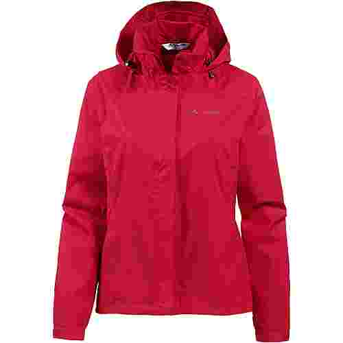 VAUDE Escape Bike Light Fahrradjacke Damen indian red