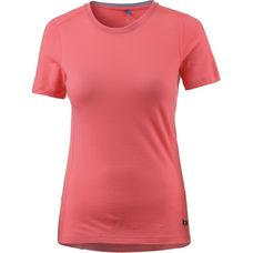 Odlo Natural 100% Merino Funktionsshirt Damen dubarry-grey melange