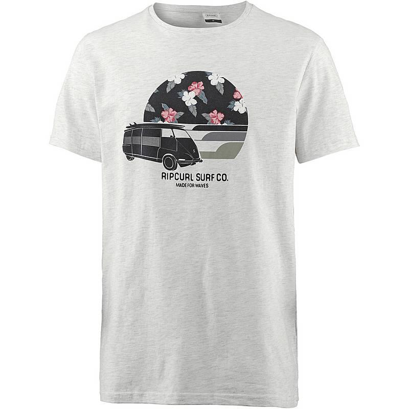 Shirt Curl Von Online Trip Im Van T Shop Rip Beige Marle Herren 45Aj3LR