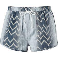 Rip Curl SKIES ABOVE Shorts Damen blue