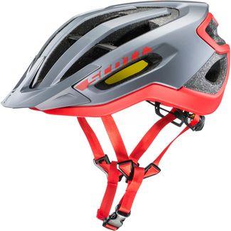 SCOTT Fuga Plus Fahrradhelm grey/red