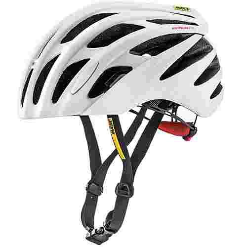 Mavic Ksyrium Fahrradhelm white/black