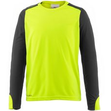 Uhlsport Tower Torwarttrikot Kinder fluo gelb-schwarz