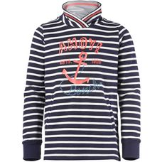 Bench Sweatshirt Kinder maritime blue