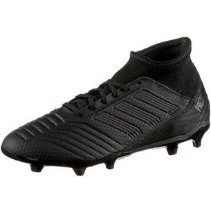 adidas PREDATOR 18.3 FG Fußballschuhe Herren core black