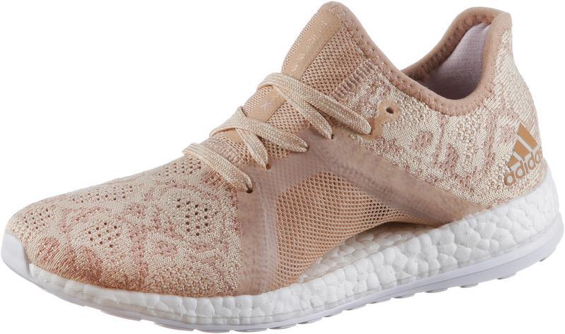 adidas PureBoost X Element Laufschuhe Damen, ashpearl,Größen: 38, 38 2/3, 39 1/3, 40 2/3, 40, 41 1/3, 42