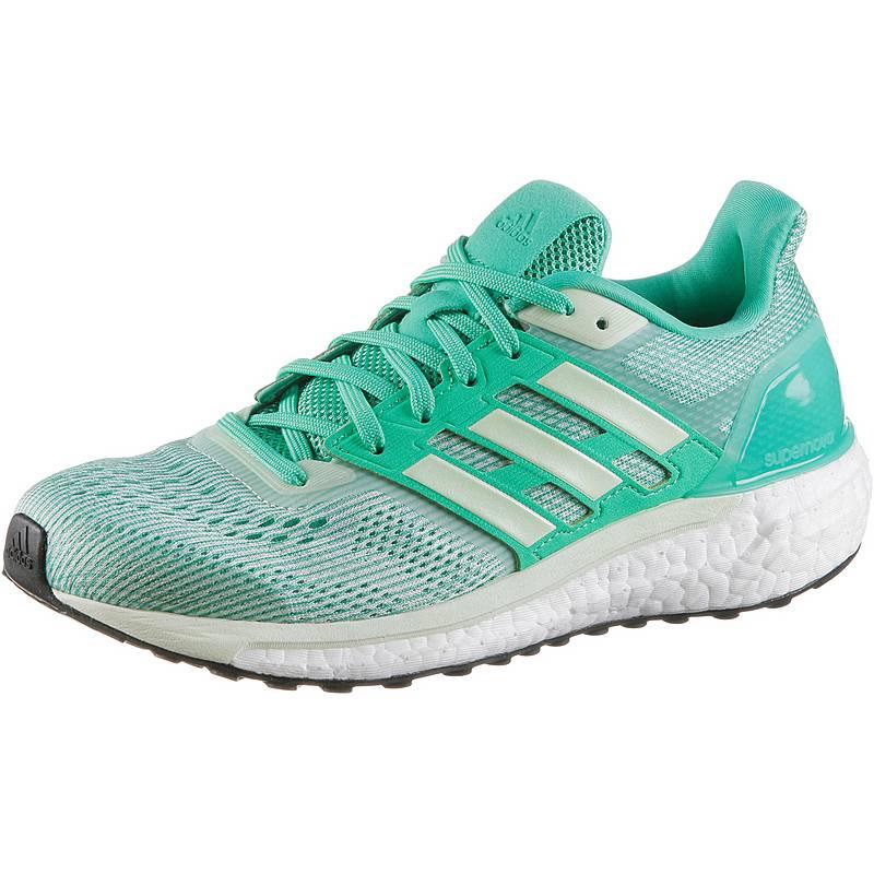 uk availability fa67e 8f3ea adidas Supernova Laufschuhe Damen hi-res-green