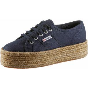 Superga COTROPEW Sneaker Damen navy