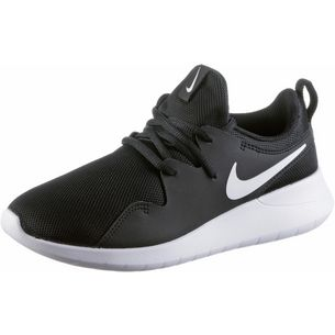 Nike Tessen Sneaker Kinder black-white-white