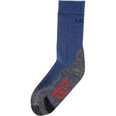 Falke Wandersocken Kinder dark blue