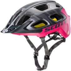 SCOTT Vivo plus Fahrradhelm dark grey/pin
