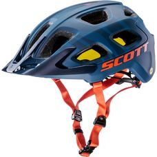SCOTT Vivo plus Fahrradhelm blue/orange