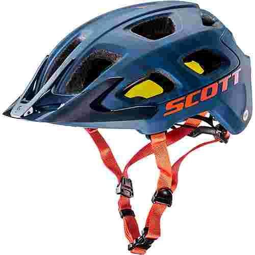 SCOTT Vivo plus Fahrradhelm blue/orange