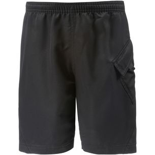 SCOTT Trail Jr Shorts Fahrradshorts Kinder black/white