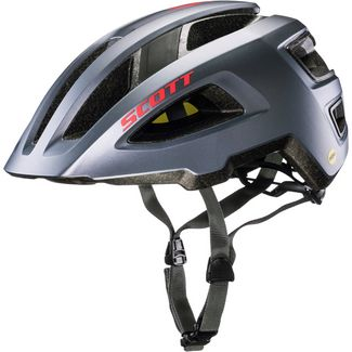 SCOTT Groove Plus Fahrradhelm dark grey matt