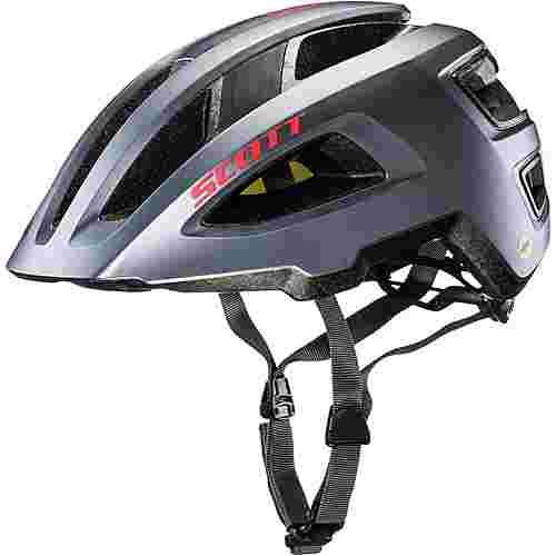 SCOTT Groove Plus Fahrradhelm dark grey matt