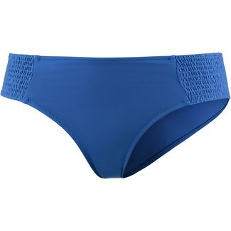 watercult Summer Solids Bikini Hose Damen indigo