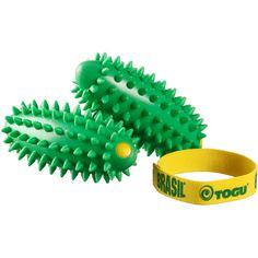 TOGU Basil Handmuskeltrainer grün