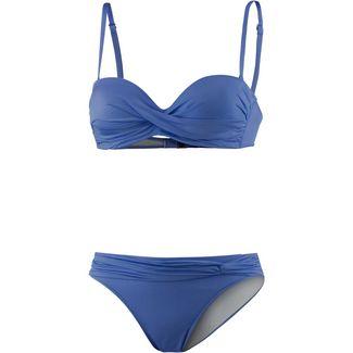 Lascana Variokini Bikini Set Damen eisblau