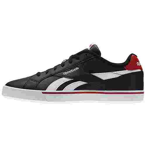 Reebok Royal Complete 2LL Sneaker Herren Black/White/Riot Red